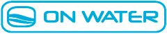 ON WATER LOGO