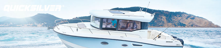 Quicksilver Captur Pilothouse 905