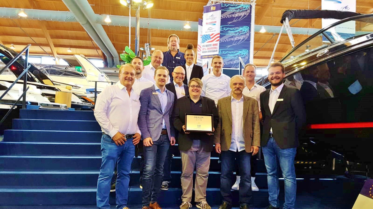 Interboot 2018 DEALER OF THE YEAR 2