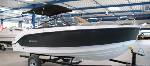 Quicksilver Activ 605 Cruiser start